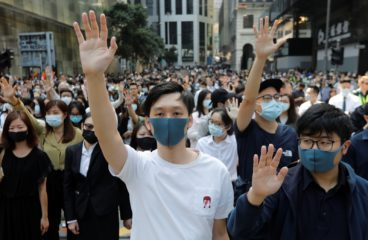 """HONG KONG – """"Turmoil – Demonstrations"""" – when will it end? (article from 01.07.2019)"""