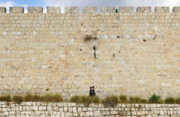 Rockets over a Holy Place – part 2